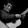 Irio de Paula in concerto al centro diurno per anziani di Priolo (sr). Irio de Paula: chitarra