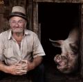 Martini Andrea - Farmer with pig