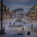 2017Q1-A1-Falsetto Massimiliano-Skaters in the square