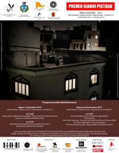 I edizione premio gianni pistarà 2012