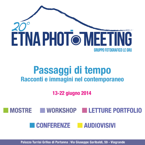 XX Etna Photo Meeting