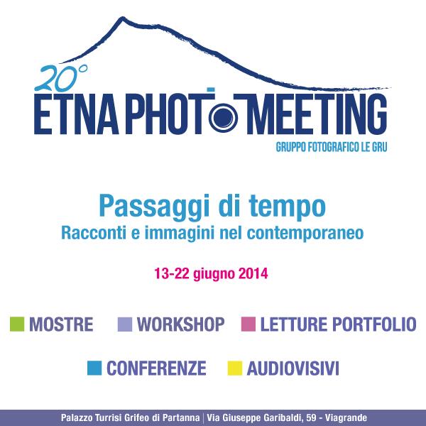 XX Etna Photo Meeting