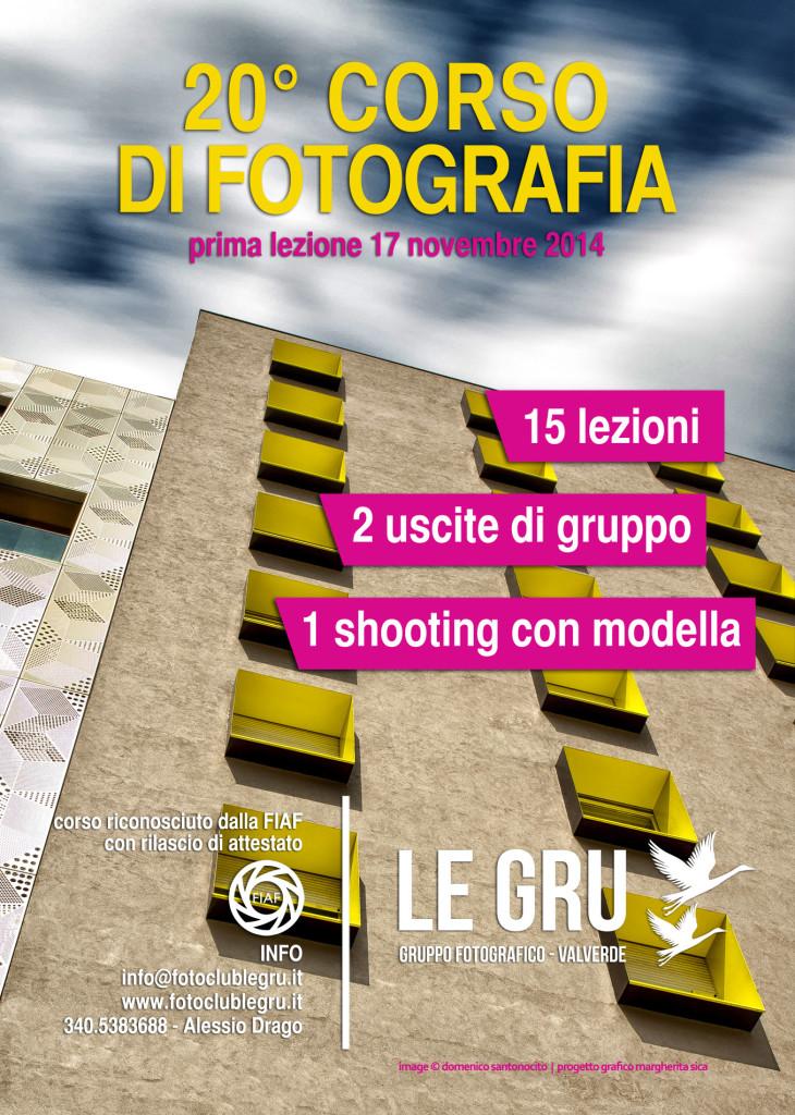 20 Corso di fotografia