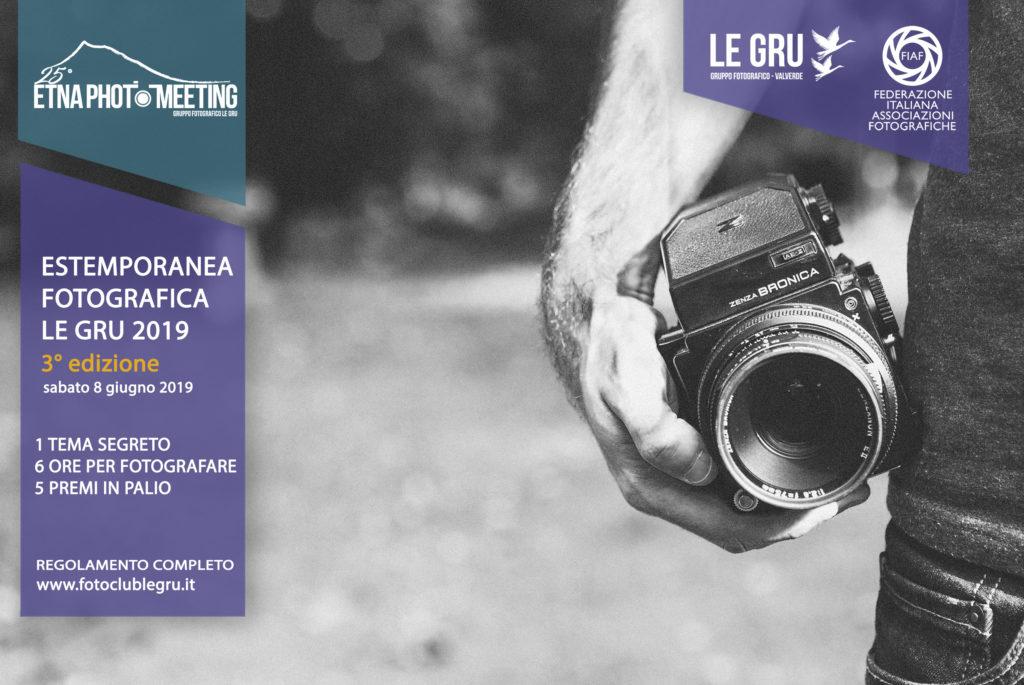 Estemporanea fotografica Le Gru 2019