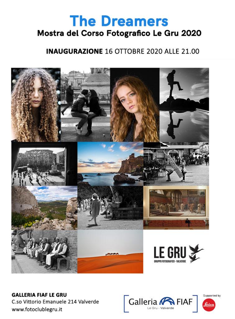 Mostra del Corso Fotografico Le Gru 2020